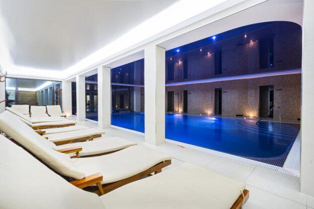 Kurophold Spa hotel Zámek Lužec Karlsbad Karlovy Vary Tjekkiet | Kurophold Tjekkiet