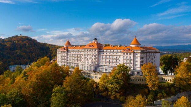 Kurophold Hotel Imperial Karlsbad Karlovy Vary Tjekkiet | Kurophold Tjekkiet